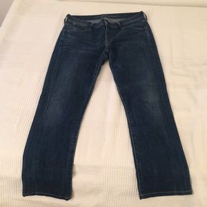 Citizens of Humanity Dani Crop jean size 29